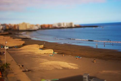 El Médano miniature beach III | by mm3d