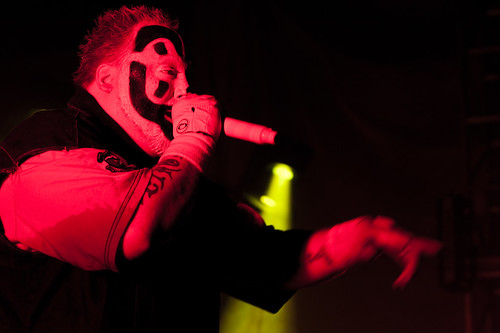 ICP at Warehouse Live