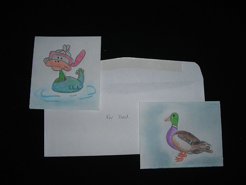 Ducks. jail Art