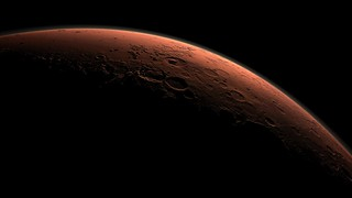 Daybreak at Gale Crater | by NASA Goddard Photo and Video