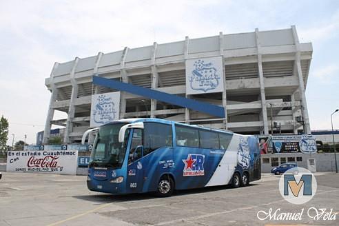 IMG_0125 El Puebla FC entreno en el estadio Cuauhtémoc y al finalizar viajo a la ciudad de Querétaro donde enfrentaran en la J13 a Gallos Blancos por Mv Fotografía Profesional – Manuel Vela  / www.pueblaexpres.com