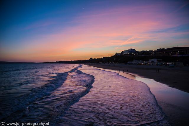 Bournemouth sunset (+1)