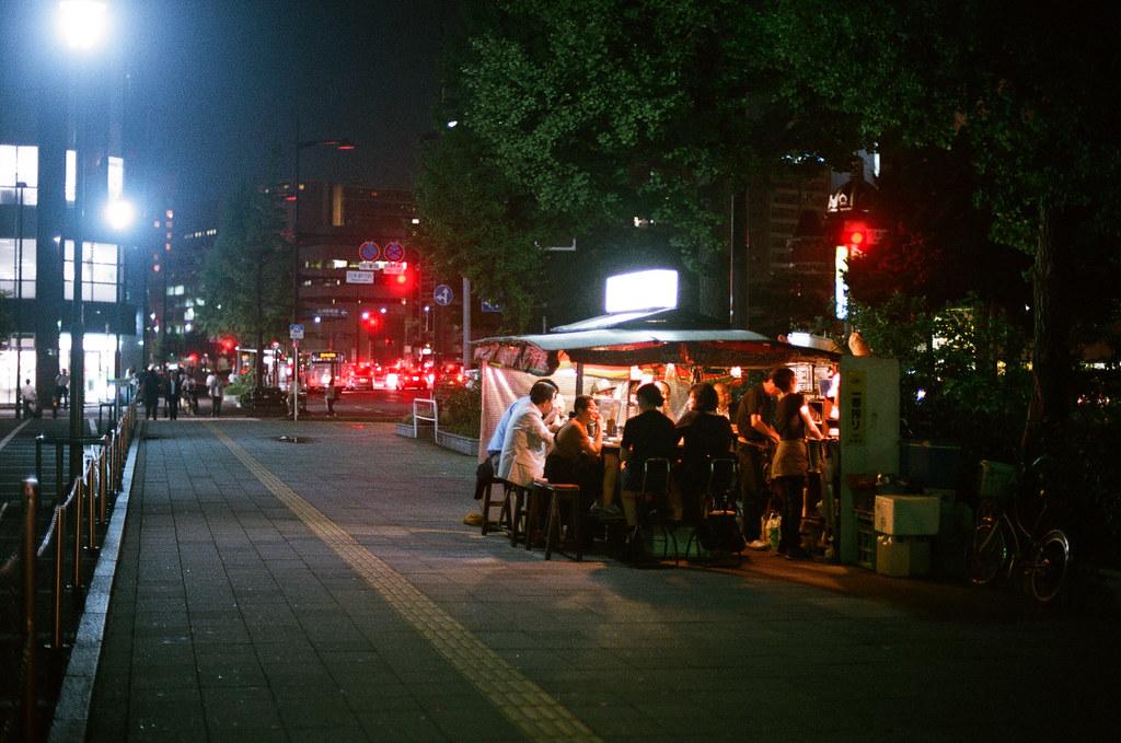 屋台 福岡 Fukuoka