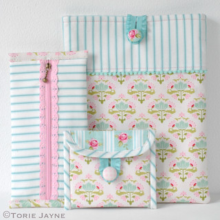 Pretty Sewn Accessories | by toriejayne