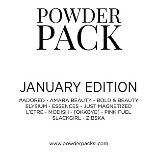 Powder Pack January Edition | by Powder Pack