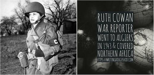 RUTH COWAN #100travelHERS   by sandrakaybee
