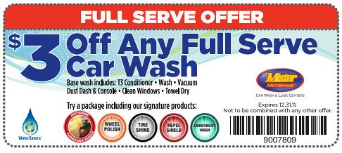 photo about Mister Car Wash Coupons Printable referred to as Mister Car or truck Clean Printable Coupon $3 Off Any Total Provide Car or truck