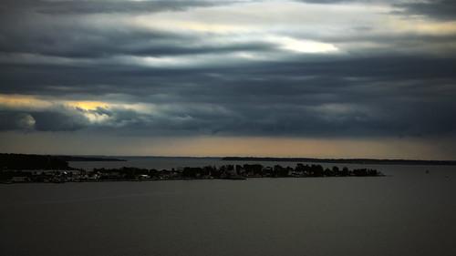 dusk rivers patuxentriver southernmaryland cloudswater calvertcountymaryland solomonsislandmaryland brbidges