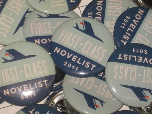 NaNo Novelist Buttons for 2011 | by mrsdkrebs