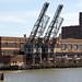Old Dockyard Cranes