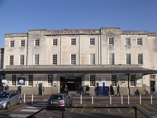 Leamington Spa Station | by ell brown