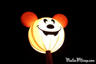 mickey lantern | by Finding Mickey