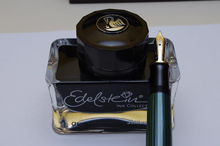 Pelikan Souverän M600: With Edelstein Ink   by bwDraco