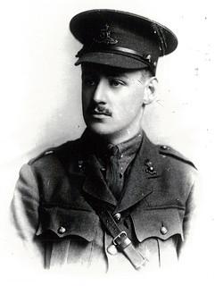 Major P.S. Woodforde, 1st Battalion A.I.F.