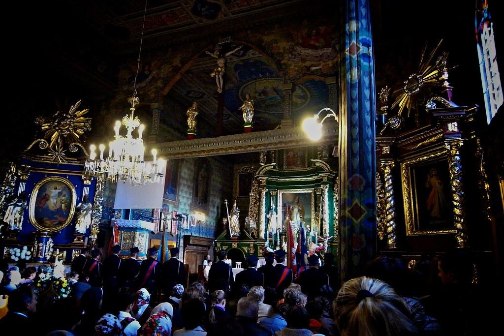 315/365: High Mass in St. Martin church