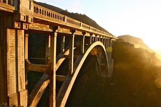 Bixby Creek Bridge on Highway 1 | by dileepeduri