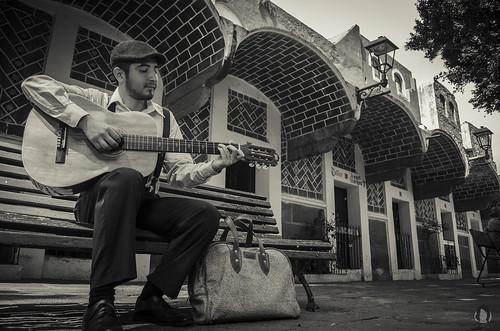 Una Canción en el Barrio del Artista