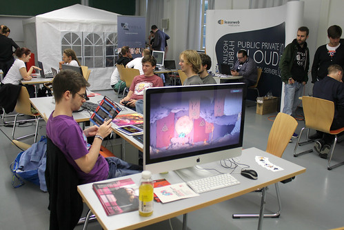 IMG_4965 | by indie Gameleon Game Dev Festival