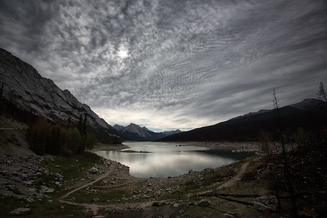 Medicine Lake morning