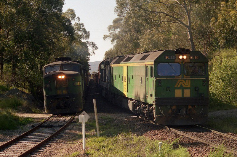 A pass at Mt Barker Junction by David Arnold