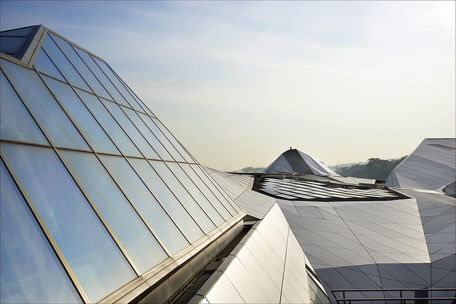 Le musée des confluences (Lyon)