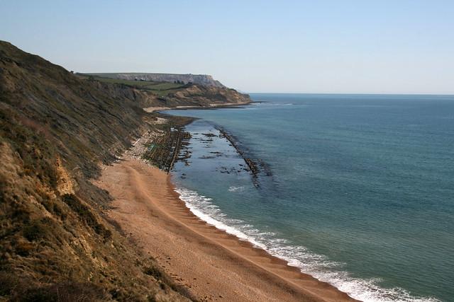 The coast at Osmington