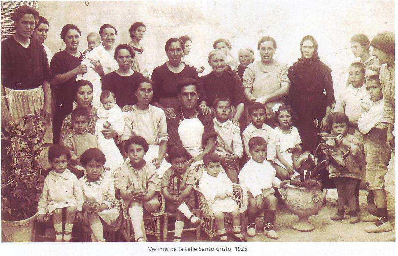 (Año 1925) - ElCristo - Fotografias Historicas - (01)