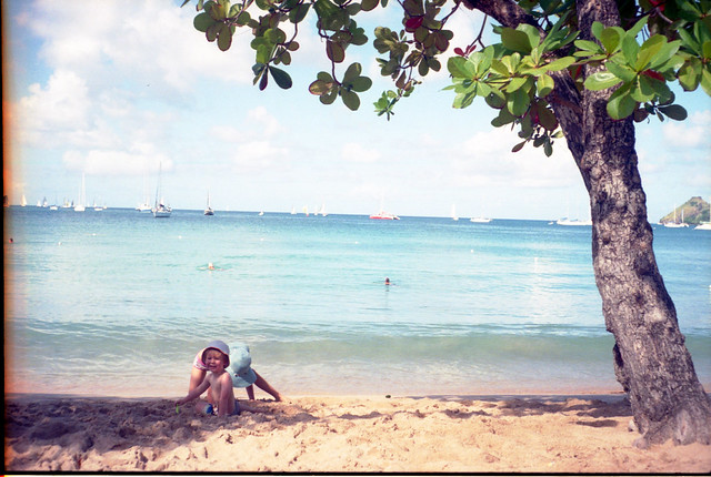 Felix, Reduit Beach, Rodney Bay, St Lucia