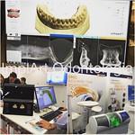 No congresso EAO para ver as novas atualizações, ficamos felizes em saber que estamos atualizados, proporcionando tecnologia de ponta na clínica e em nosso laboratório #eao #implart #cadcam #cerec #3shape #implant #dentistry #dentalimplants #implantedenta