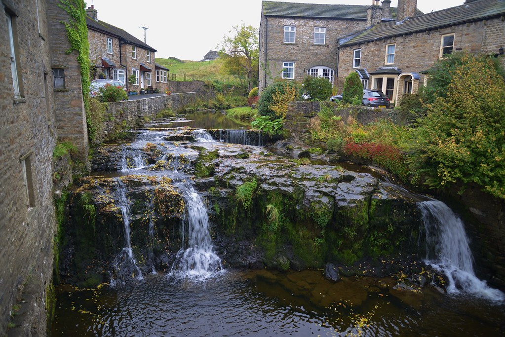 Gayle Beck, Hawes, Yorkshire