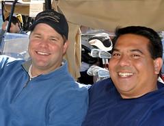 Carson Crooms and Paul Pratto.
