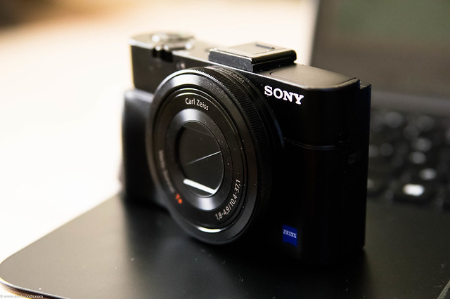 Sont RX100II