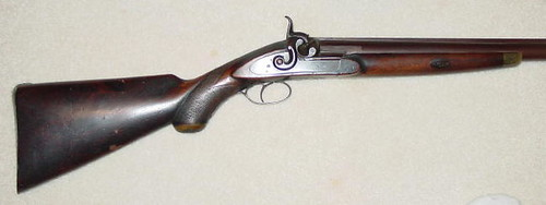 8 Gauge Live Bird Gun - Made In Havana, Illinois