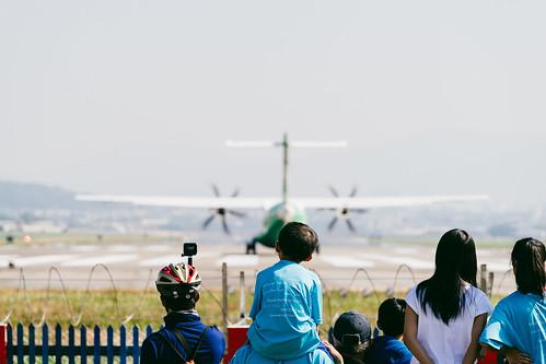 松山機場   by wongwt
