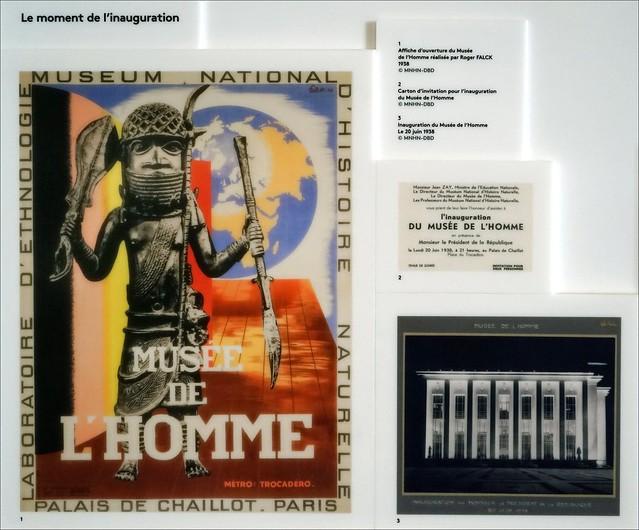 Galerie de l'Homme (Musée de l'Homme, Paris)