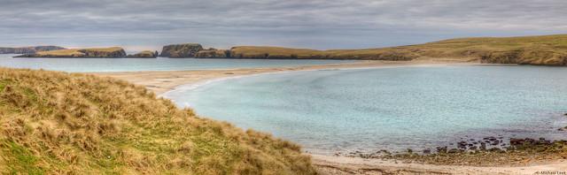 St Ninian's Isle; Shetland Islands