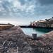 Coliemore Harbour, Dalkey, Ireland by darkmavis