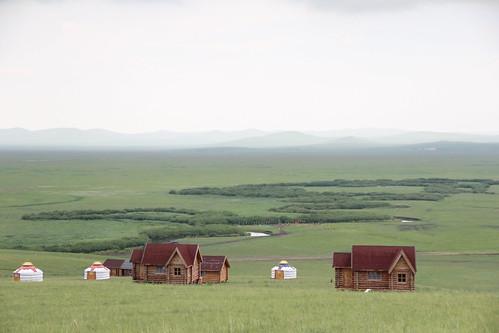 Heart to grassland | by zhangbq
