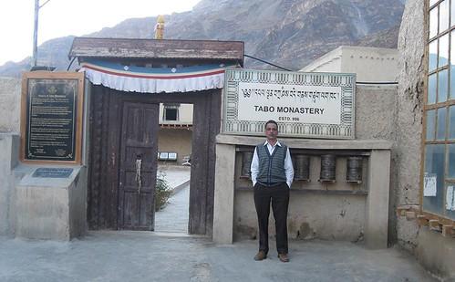 ताबो  मठ   by himshimlalive