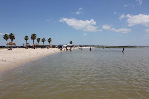 ocean beach texas calhouncounty portlavaca