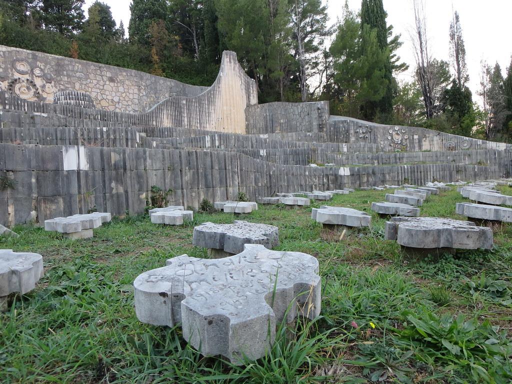Partisan Memorial Cemetery, Mostar (7)