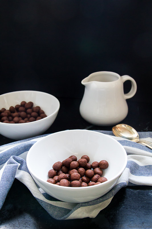 Homemade Cocoa Puffs – Σπιτικά Cocoa Puffs
