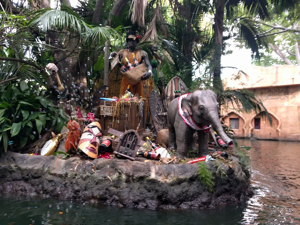 Jingle Cruise, Jungle Cruise 15, Disneyland, Anaheim, Oran… | Flickr