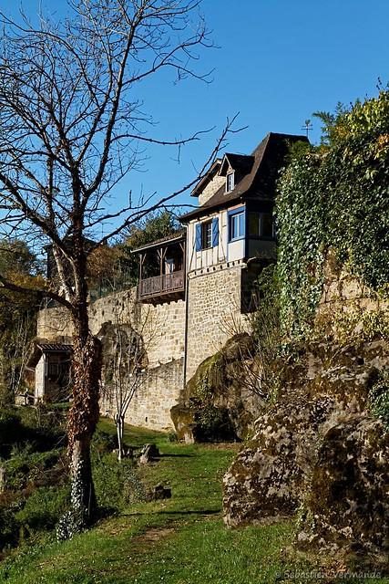Maison de Cardaillac sous le fort (46100)
