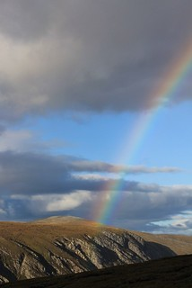 Rainbow over Gleann Beag | by Pikes On Bikes