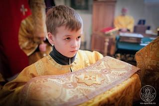 Литургия в Покровском соборе 167