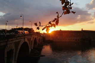 Sunset in Toulouse | by maxime.bober