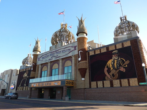Mitchell - Corn Palace - 1