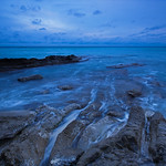 ... blue sea landscape ...