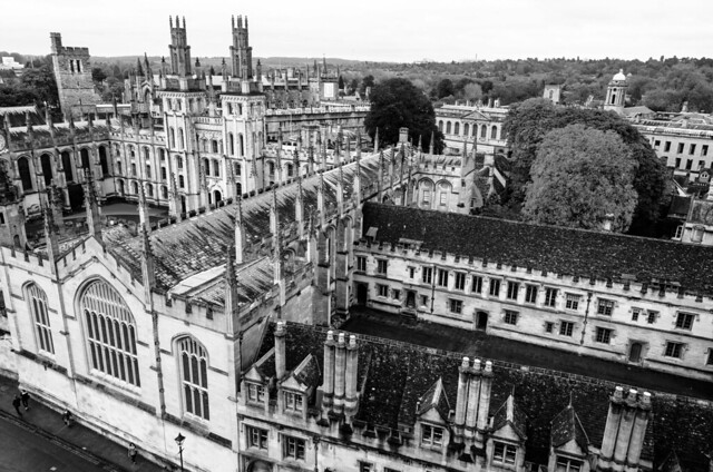 All Souls College (from St Mary the Virgin)
